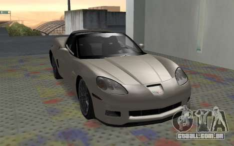 Chevrolet Covette Z06 para GTA San Andreas