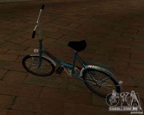Romet Wigry 3 para GTA San Andreas traseira esquerda vista