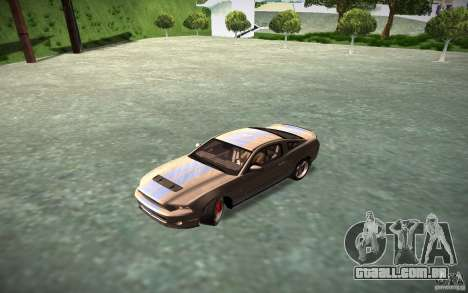 ENB Black Edition para GTA San Andreas nono tela