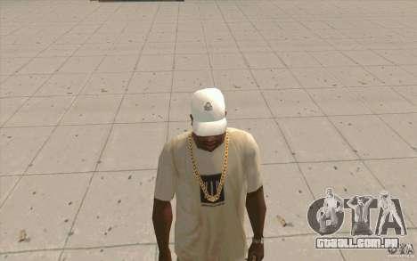Kappa Cap para GTA San Andreas segunda tela