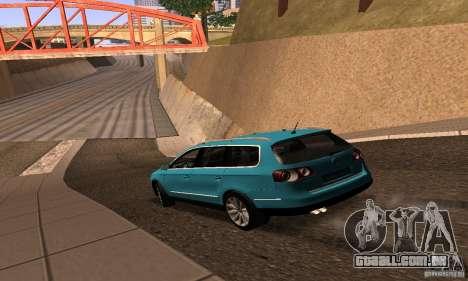 Grove Street v1.0 para GTA San Andreas oitavo tela