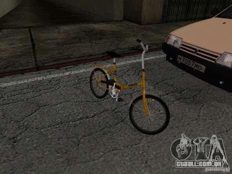 Romet Wigry 3 para GTA San Andreas