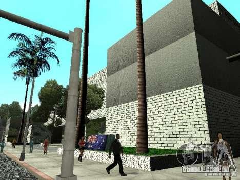 Hospital All Saints para GTA San Andreas sexta tela