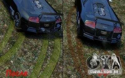 Batidas e novas texturas para GTA 4 terceira tela