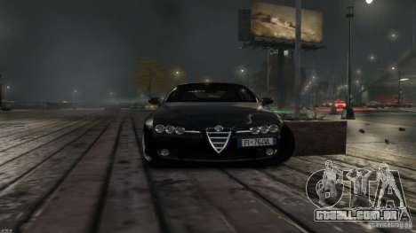 Alfa Romeo Brera Italia Independent 2009 v1.1 para GTA 4 traseira esquerda vista
