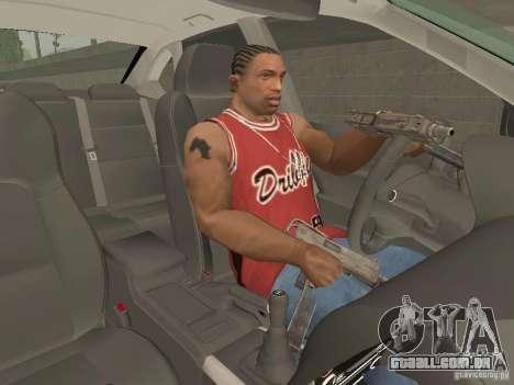 Travão de mão para GTA San Andreas segunda tela