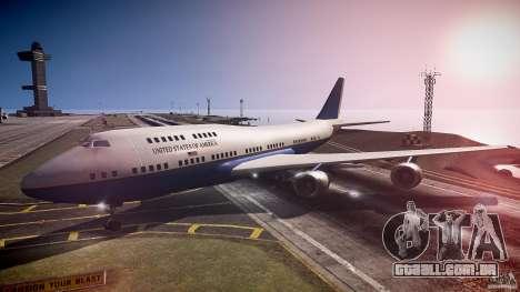 Air Force One v1.0 para GTA 4