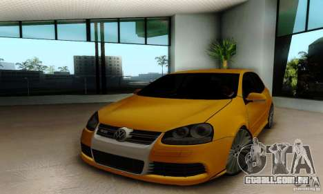 Volkswagen Golf R32 para GTA San Andreas