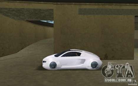 Audi RSQ concept para GTA Vice City deixou vista