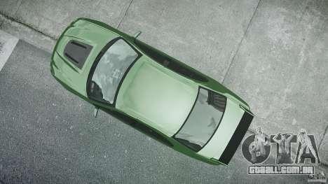 Ford Falcon XR8 2007 Rim 1 para GTA 4 vista superior