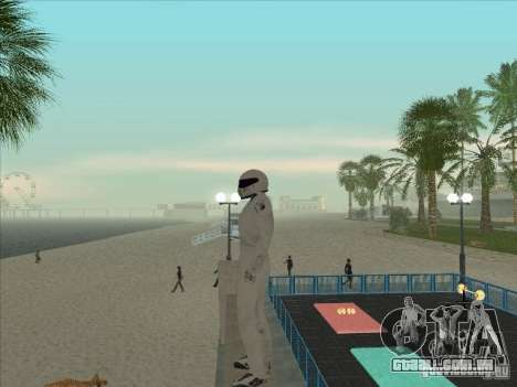 Stig para GTA San Andreas terceira tela