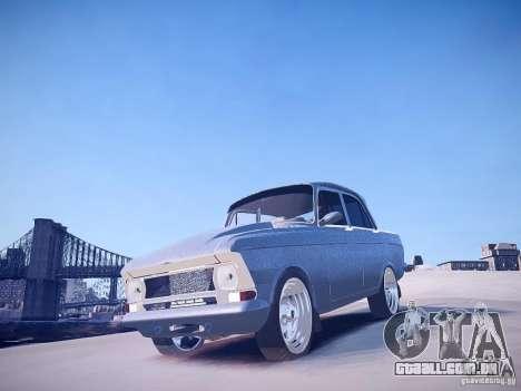 AZLK 412 para GTA 4