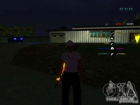 Novos skins La Coza Nostry para GTA: SA para GTA San Andreas terceira tela