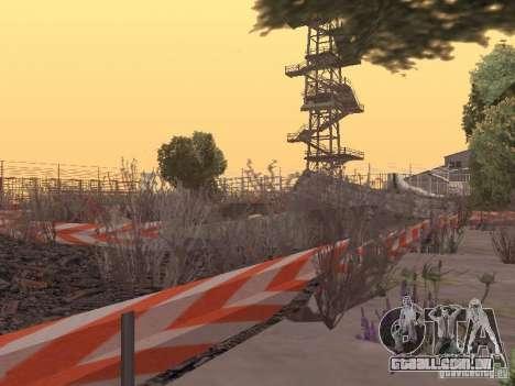 Off-Road v 2.0 de rota para GTA San Andreas
