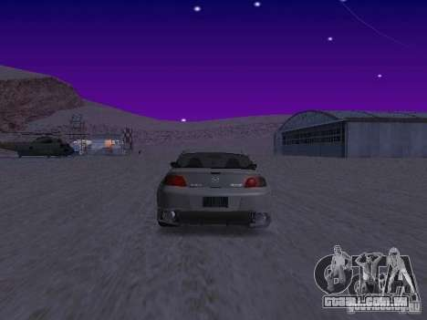 Mazda RX-8 Veilside para GTA San Andreas vista direita