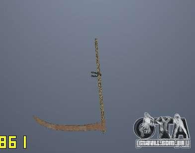 Xhosa para GTA San Andreas terceira tela
