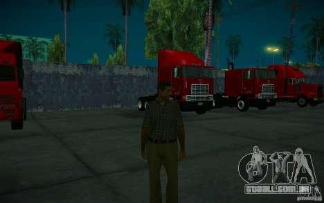 ENBSeries v. 1.0 por GAZelist para GTA San Andreas twelth tela