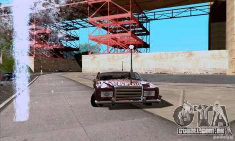 ENB Series v1.4 Realistic for sa-mp para GTA San Andreas quinto tela