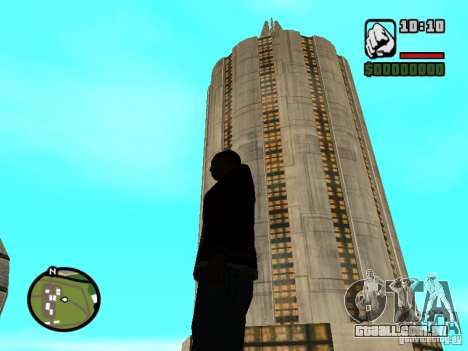 Casa 5 cadetes do jogo Star Wars para GTA San Andreas