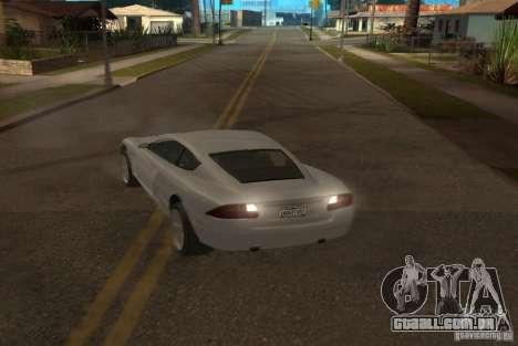 F620 de GTA TBoGT para vista lateral GTA San Andreas