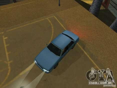 IVLM 2.0 TEST №3 para GTA San Andreas segunda tela