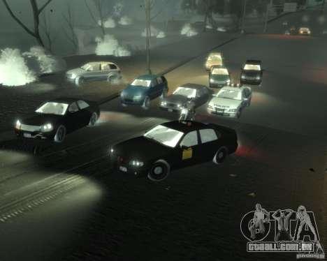 Winter Handling para GTA 4