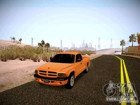Dodge Ram 1500 Dacota para GTA San Andreas