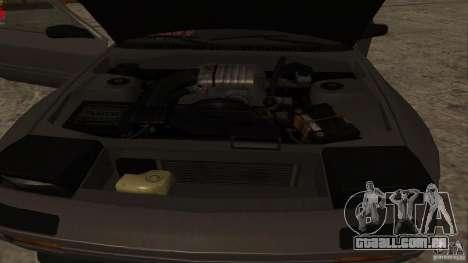 GTA Shift 2 Mazda RX-7 FC3S Speedhunters para GTA San Andreas vista traseira