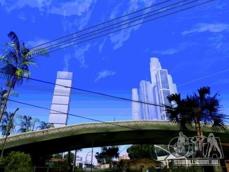 Arranha-céus em Los Santos para GTA San Andreas segunda tela