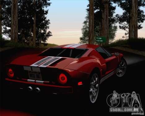 ENBSeries by ibilnaz v 3.0 para GTA San Andreas sexta tela