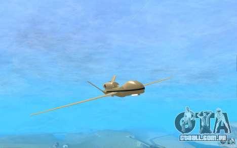 Grumman RQ-4 para GTA San Andreas