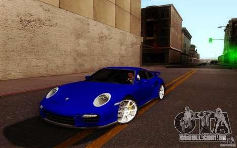 New Graphic by musha v3.0 para GTA San Andreas por diante tela