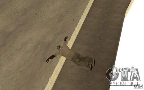 Nova queda para GTA San Andreas segunda tela
