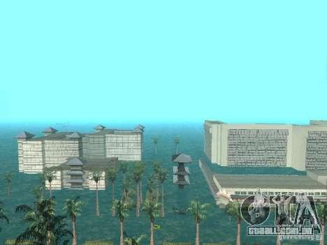 Inundação para GTA San Andreas terceira tela