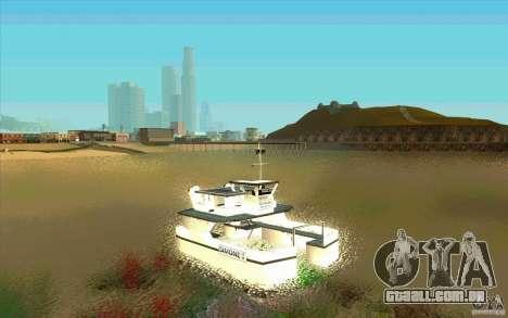 Ferry para GTA San Andreas