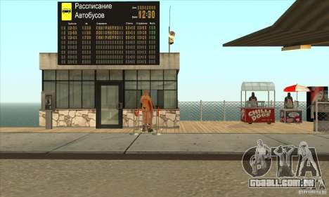 BUSmod para GTA San Andreas oitavo tela