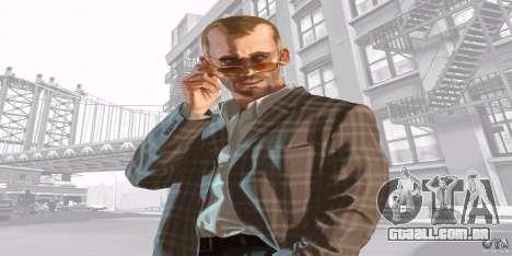 Telas de boot do GTA IV v. 2.0 para GTA San Andreas terceira tela