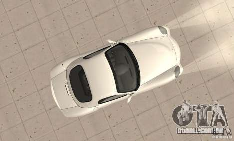 Panoz Esperante GTLM 2005 para GTA San Andreas vista direita