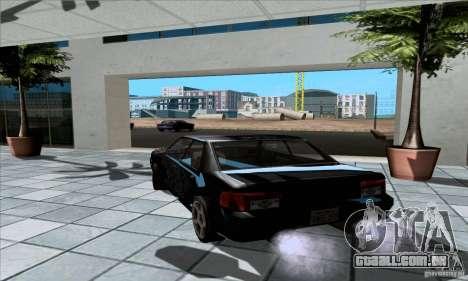 ENB Series v1.4 Realistic for sa-mp para GTA San Andreas nono tela