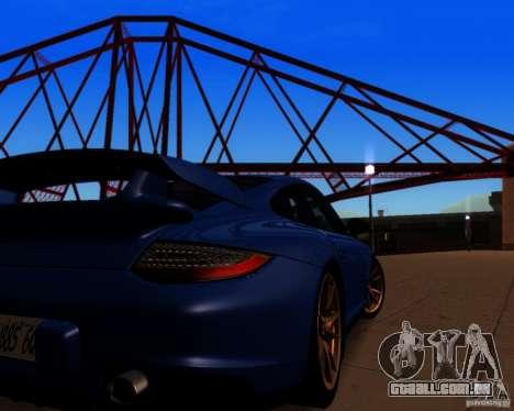 Real World ENBSeries v2.0 para GTA San Andreas terceira tela