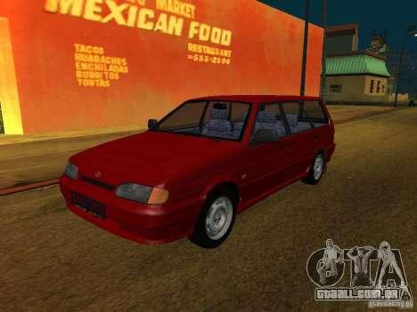 ВАЗ 2114 Touring para GTA San Andreas