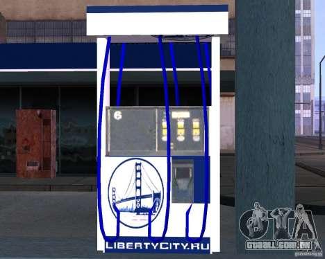 Enchimento de Liberty City para GTA San Andreas terceira tela