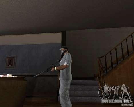 G37 automático para GTA San Andreas segunda tela