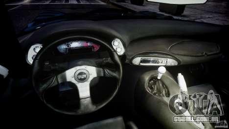 TVR Sagaris para GTA 4 vista direita
