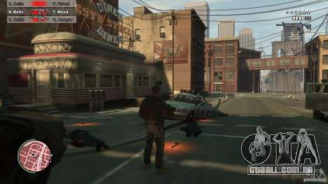 First Person Shooter Mod para GTA 4 oitavo tela