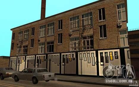 Casa russa em Idlvude para GTA San Andreas segunda tela