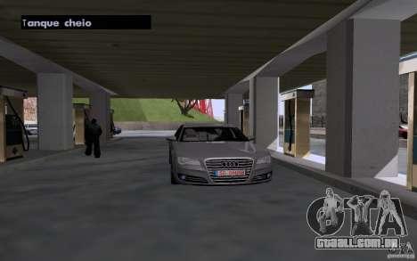Carro de tanque de gasolina para GTA San Andreas terceira tela