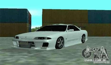 Nissan Skyline R32 GT-R para GTA San Andreas