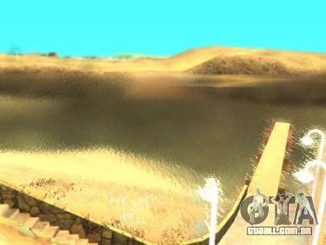 ENBSeries v3 para GTA San Andreas quinto tela