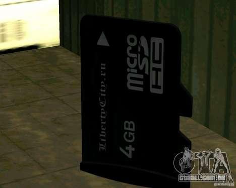 Preservação de textura nova para GTA San Andreas